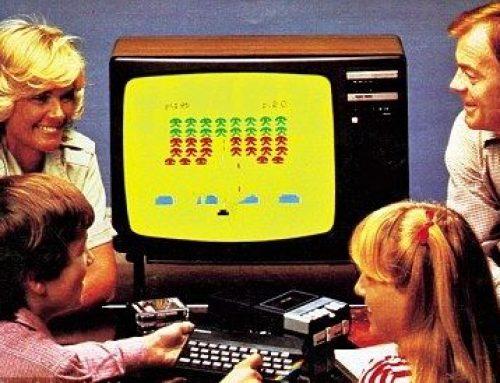 Mi ZX Spectrum y yo