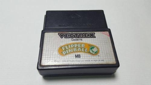 juego de vectrex flipper pinball