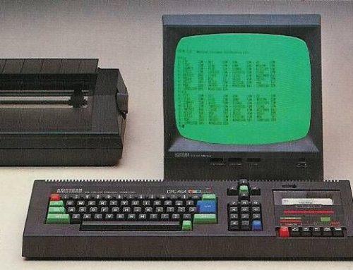 Mi Amstrad y yo